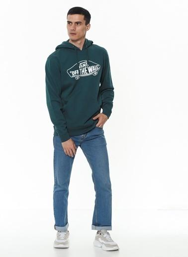 Vans Sweatshirt Yeşil